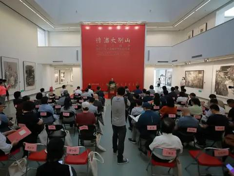 情满大别山——大别山精神暨红25军历史题材写生创作展在京开幕