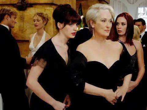 15年后依旧能打,《穿Prada的女王》是我看过最经典的时装电影