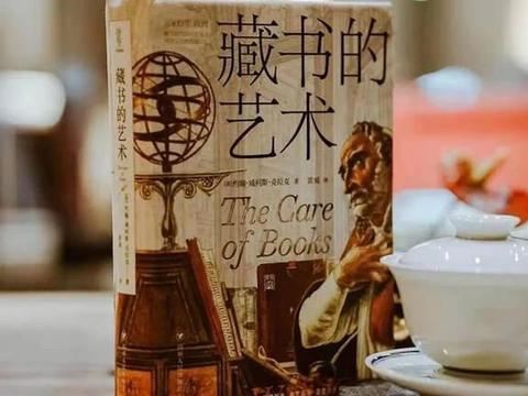 藏书的艺术形式与价值 今日推荐书籍《藏书的艺术》
