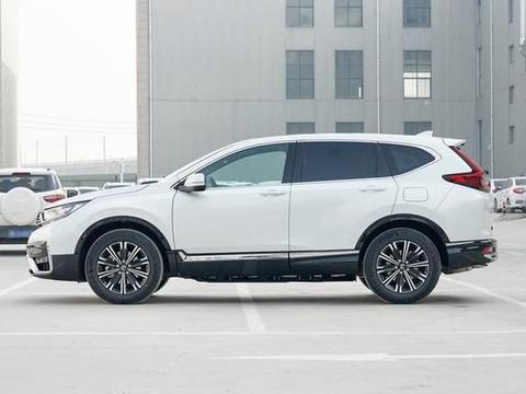 都明白本田CR-V是好车,年销量达25万台,不过你真的买对了吗?