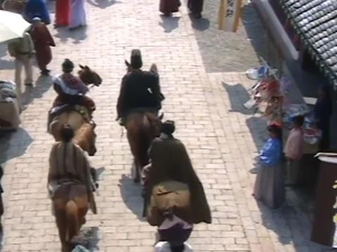 大唐情史:吐蕃使臣朝贡大唐,却挡住高阳公主銮驾,这下好看了