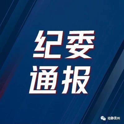 """贵州一地公安分局局长被""""双开"""",一派出所民警被开除公职"""