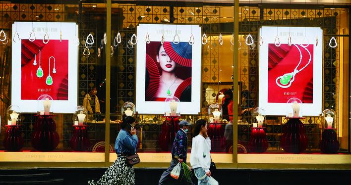 漂亮街区——走在潮流前端的购物天堂 历久弥新的文艺美食街区 重庆路