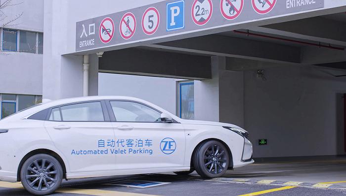 采埃孚首次投资入股中国本土企业,共同开发中国智能驾驶市场