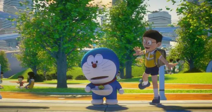 《哆啦A梦》热映引热议:不满意的人生,重来一次就会更好吗?