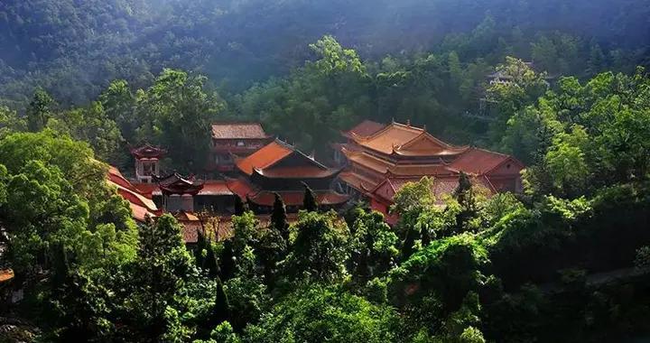 关于青原山景区净居寺停止对外开放的公告