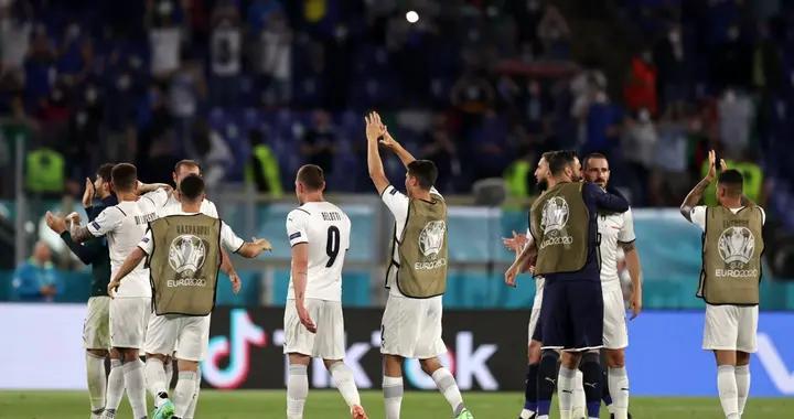 意大利vs瑞士前瞻:蓝衣军团力争提前出线,钟表匠背水一战
