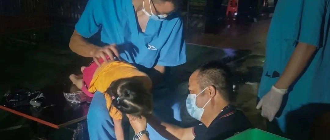 端午惊魂夜,深圳核酸检测点医生用这一招救了个孩子!
