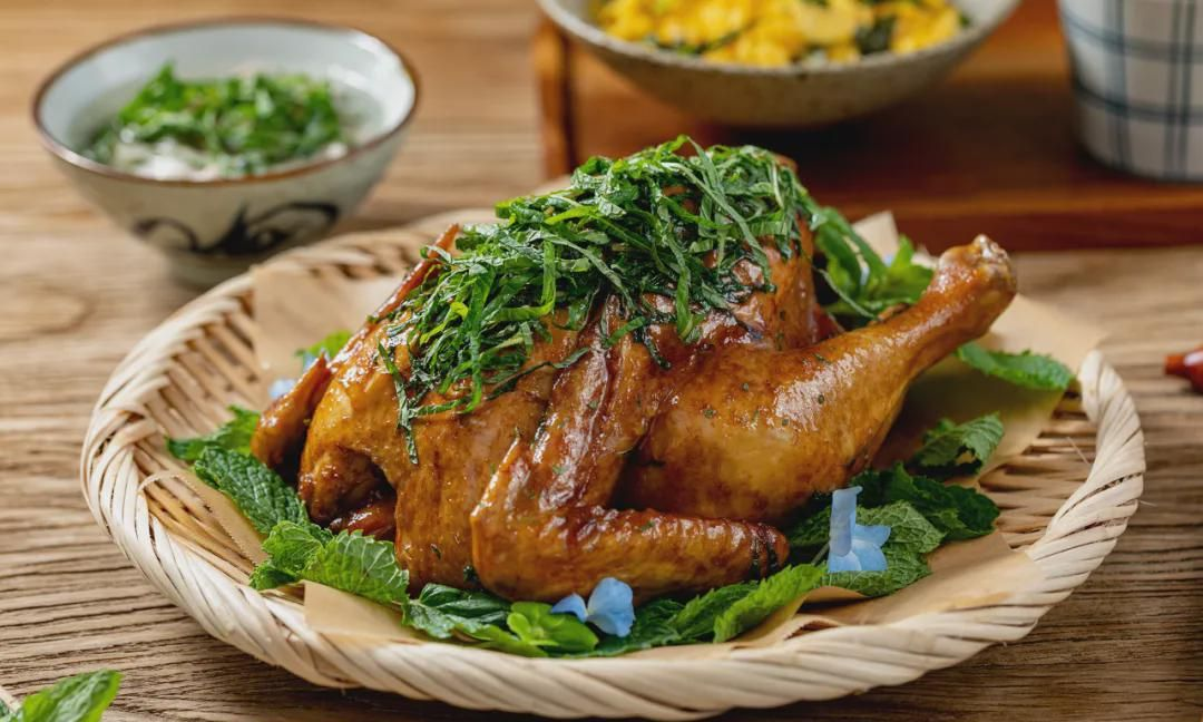 把鸡肉做出了米其林三星的水准,好吃到飙泪!