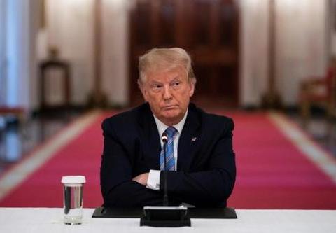 美国媒体曝光,去年大选特朗普大骂拜登,2024大选预言?