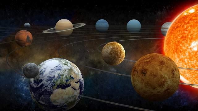 最近距离225亿公里,最远525亿公里,太阳系真的是子弹形状的吗?
