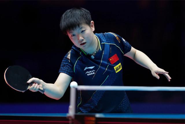 国际奥委会点赞孙颖莎,4大冠军载入史册,击败伊藤创纪录