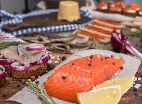 """为什么挪威人是""""最健康""""的,看过他们的一日三餐,真是好吃极了"""