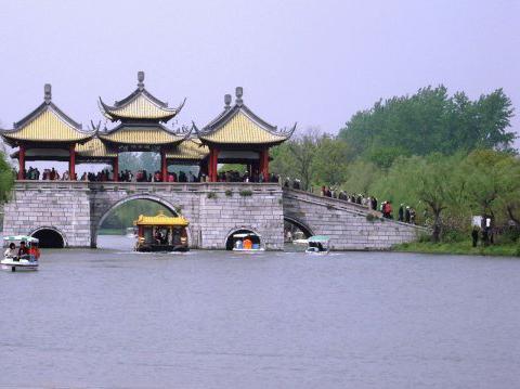 惬意之城——扬州