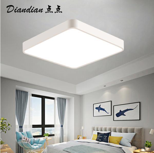 点点照明教你选择好用又好看的吸顶灯LED光源