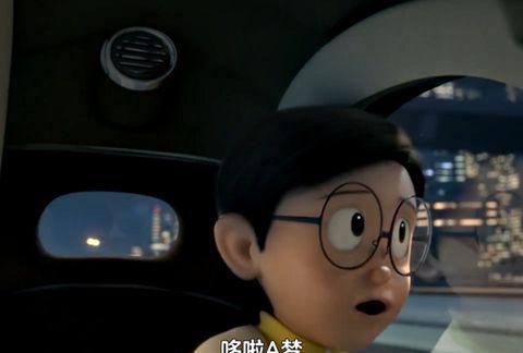 《哆啦A梦》大雄开了外挂还是废柴不满意的人生,重来能变好吗?
