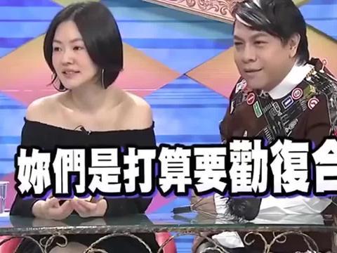 康熙来了:陈孝萱讲述离婚真正原因,小S:你是在讽刺贾静雯吗