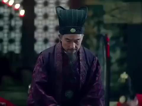 琅琊榜:皇帝一脸懵,靖王小眼神一递,满朝文武全都反了