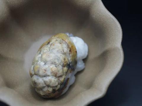 和田玉籽料带僵不可怕,可怕的是不知道如何利用?