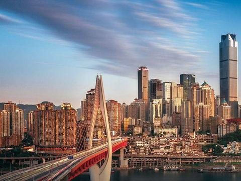 """新一线城市的重庆:GDP与广州接近,有望晋升""""一线""""吗"""