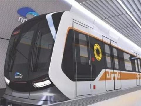 成都一骨干地铁,最高速度80km/h,起于双流机场,一期于去年开工