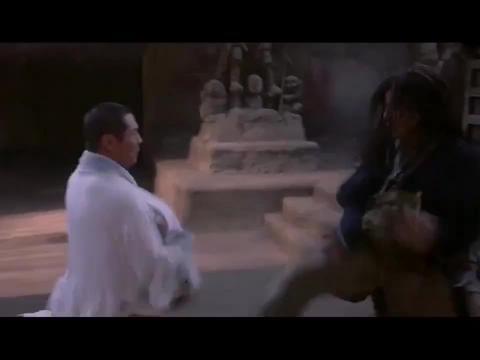 成龙醉拳打李连杰螳螂拳,打的不相上下,帅炸了!