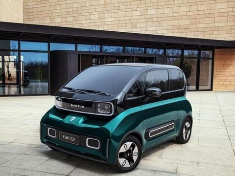 这可能是最独特的代步小车,用车窗分体式设计,连周雨彤也被种草