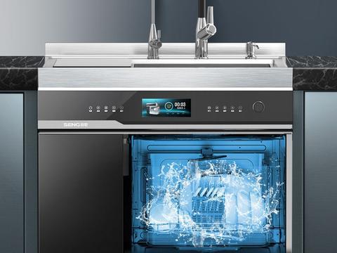 森歌U8除菌集成洗碗机教你买得聪明