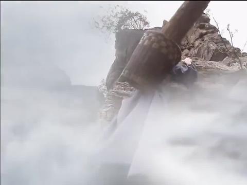 宝莲灯前传:刘彦昌为帮三圣母寻得沉香木,掉落山崖
