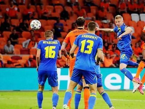 欧洲杯:乌克兰是欧洲传统强队,轻松拿下马其顿,进球得分