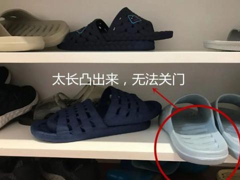玄关鞋柜装修,鞋柜深度最好不少于35厘米,不然就不好用啊
