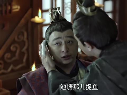 庆余年:大宝激动汇报踏青的事,林若甫忙着给他擦汗,好父亲