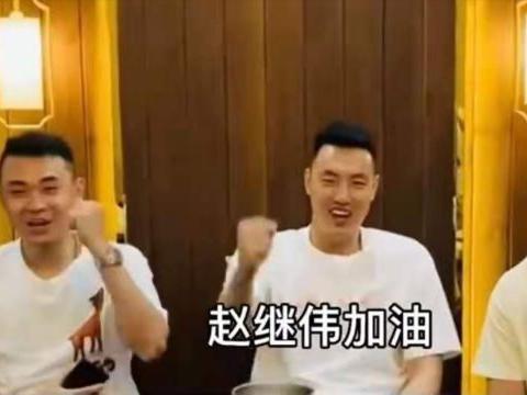 翟晓川声援赵继伟,原帅加盟首钢倒计时,卢伟重返上海