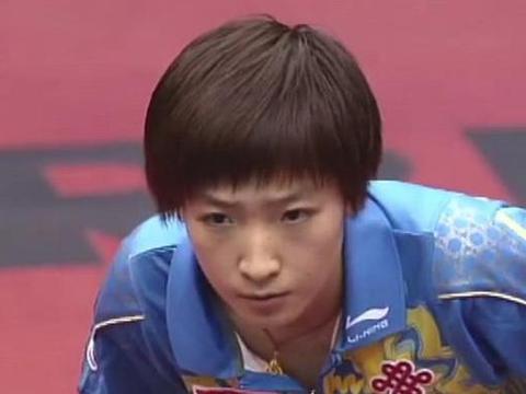 横滨世乒赛刘诗雯胜瓦塞诺夫斯,5局过程不轻松,单局17比15