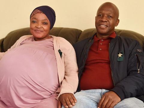 """南非十胞胎""""父亲""""发声明,十胞胎可能不存在,是骗局,产妇回应"""