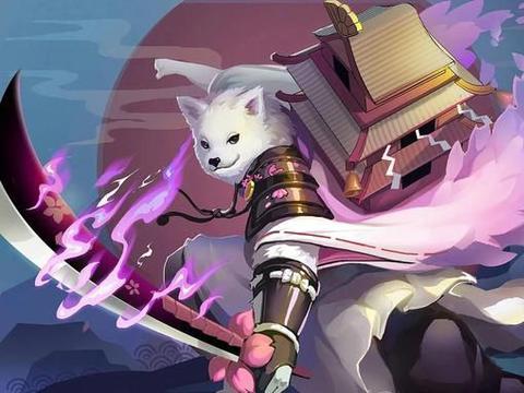 决战平安京:犬神和兵俑重做,犬神增强,兵俑偏向辅助