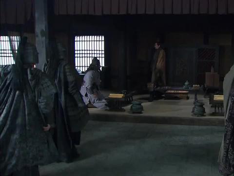 新三国:刘备用龟板占卜,卜得一佳期,顿时大喜决定再次拜访孔明
