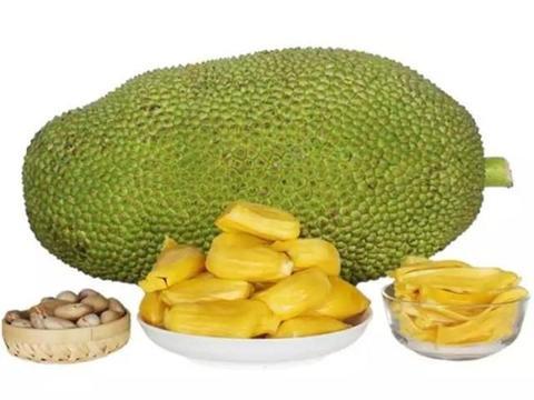 菠萝蜜的吃法除了果肉能吃,还有很多其他部位也可以吃,你知道吗