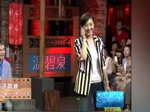 小品《橘子风波》:王小虎想吃橘子闹乌龙,台下观众笑炸了锅