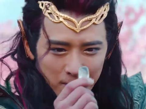 幻城:男子偷走人鱼公主的一泪石,从此人鱼公主不在清纯
