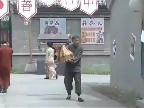 大叔做的猪头肉不卖中国人,专供鬼子