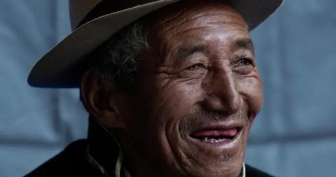 新华全媒+丨苦难和新生——西藏翻身农奴影像档案:多布杰