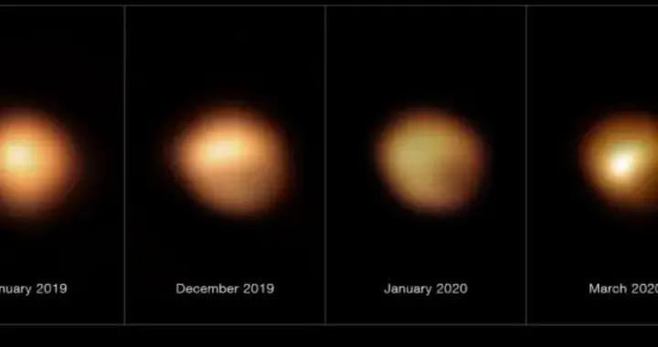 科学家:这是恒星气体造成的
