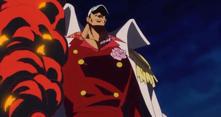 海贼王中的火系强者,萨博能与藤虎过招,赤犬可以模拟火山喷发