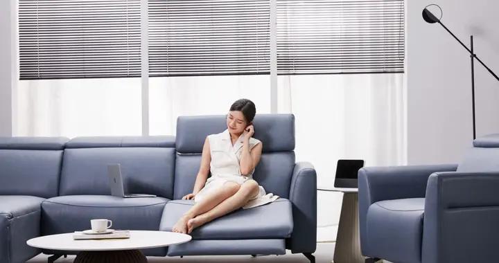 智能家装沙发首选,8H智能沙发,送给女神的专属贵妃位