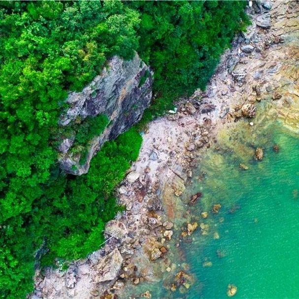 原来广西藏了个原生态的度假小岛!好静谧好浪漫