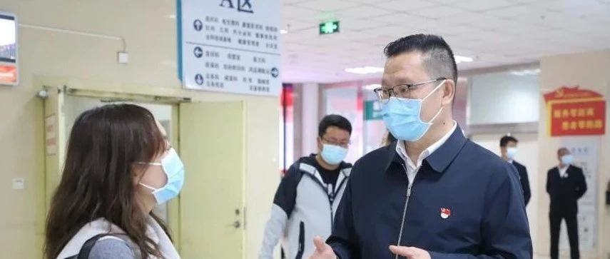 中央省市新闻媒体走进市第一医疗集团开展集中采访报道活动