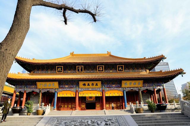 西安又一免费古寺,1800年历史不输大雁塔,中外文化交流见证