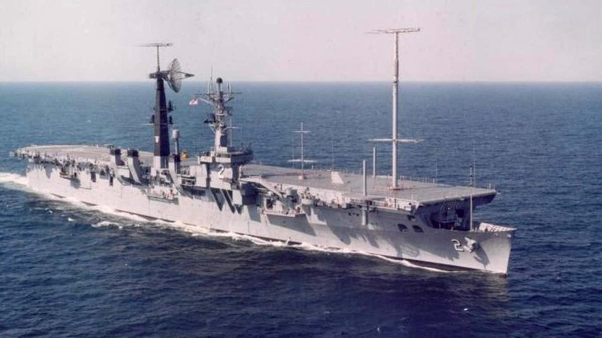"""美国海军""""末日战舰"""",为应对核战争而研制,海上的""""浮动白宫"""""""