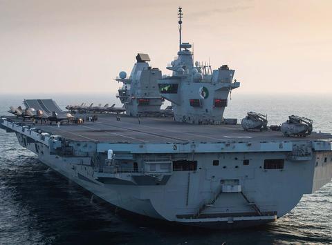 英国航母编队或在7月入南海?中国火箭军早已枕戈待旦,准备战斗